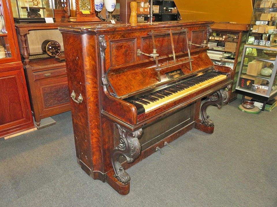 1850年代(幕末)頃のロンドンのアンティークピアノです!【看板商品】