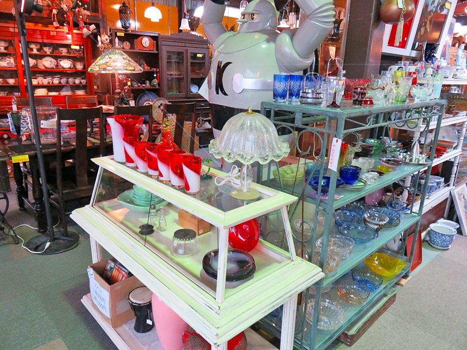 夏のレトロガラス祭り開催中!その他商品も一部お値段見直し!