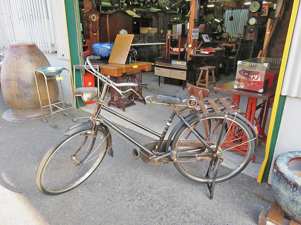 丸石の自転車、ATLAS号を入荷しました!整備済みです!